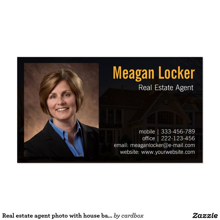 Create your own profile card real estate