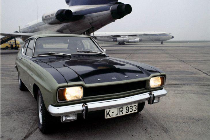 Ford Capri I 1700 GT