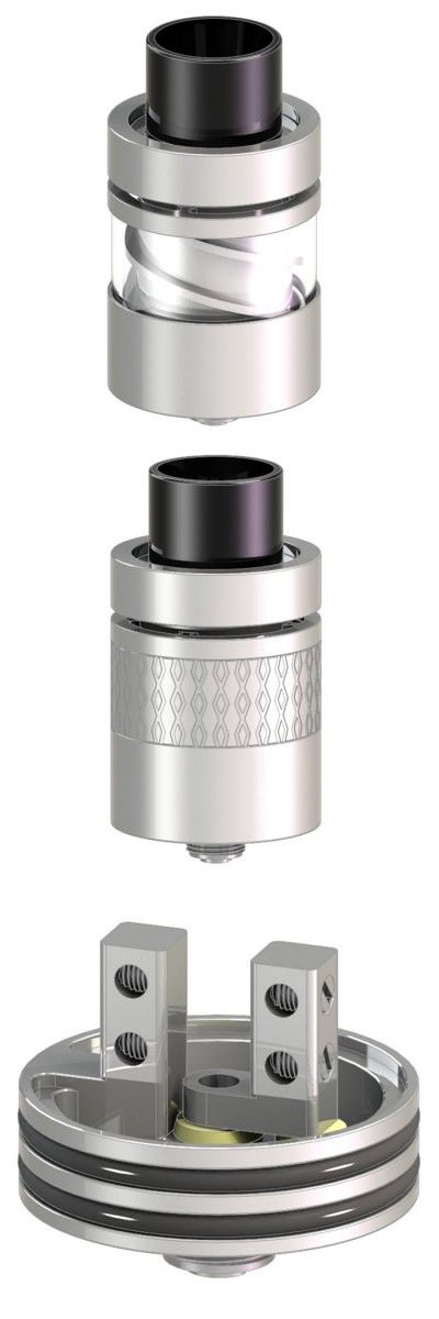 Electronic Cigarettes | Original Steam Crave Aromamizer V-RDA Atomizer $32.69