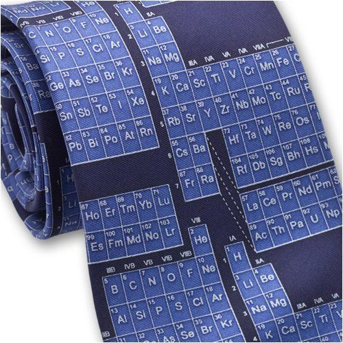 194 best novelty neck ties images on pinterest neck ties ties and periodic table science mens silk necktie some of your favorite elements and then some are listed in this very wearable necktie of the periodic table urtaz Gallery