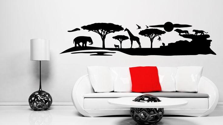 wohnzimmer afrika deko: Afrika στο Pinterest