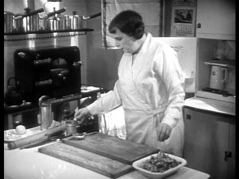 Rabbit Pies (1934) from the BFI National Archive | www.youtube.com/bfifilms