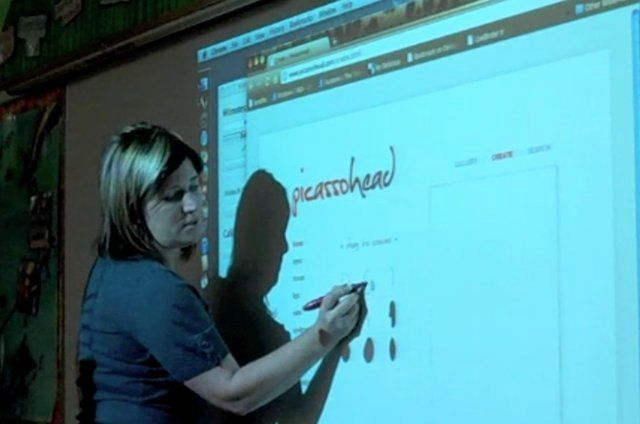 Create an Interactive Whiteboard with a Wii Remote!. Do you want to use a Smart Board (or Interactive Whiteboard) but your school doesn't ha...