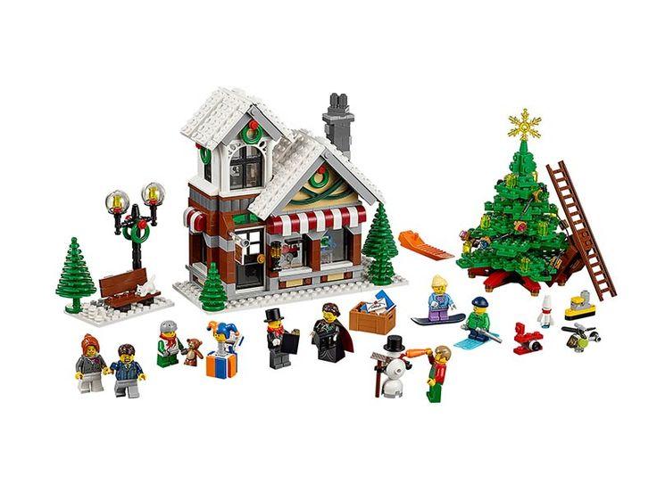 Winter Toy Shop (10249)