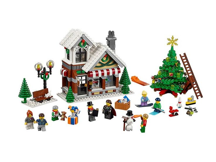 Winter Toy Shop (10249)