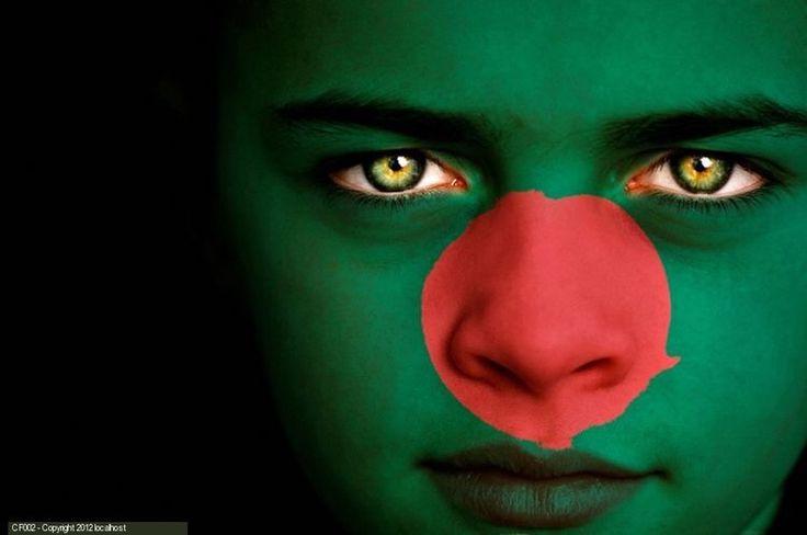 Bangladesh Flag Sticker
