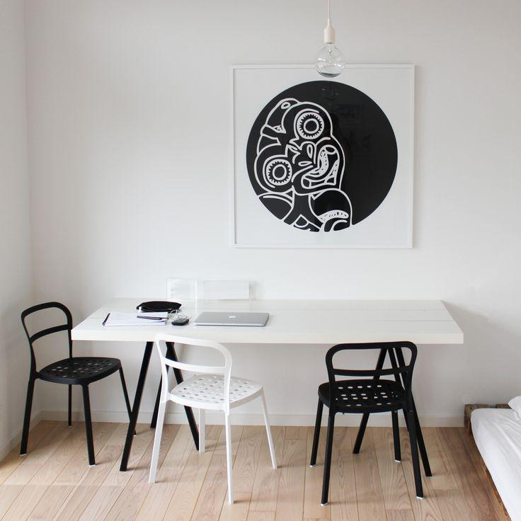 Giant Tiki / Denmark - Ikea - New Zealand - Kiwiana