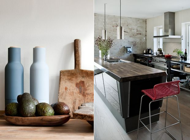 rustik indretning, køkken, køkkeninspiration, boligindretning