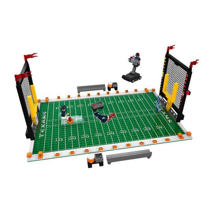 Houston Texans OYO Sports NFL Game Time Set