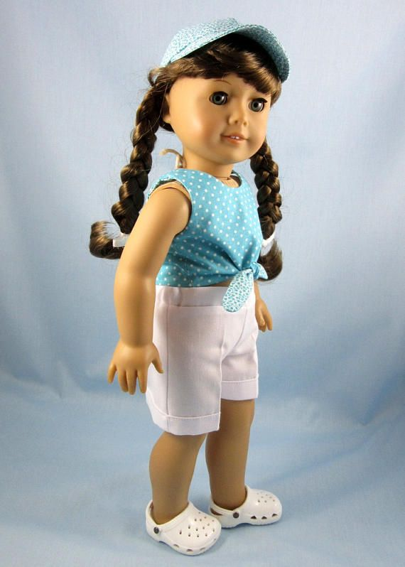 Ropa de muñecas de 18 pulgadas equipo del juego de la muñeca
