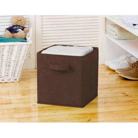 #kids Perfect for organizing and cutting down on clutter, these #Collapsible Storage Cubes add fun and functionality to your cube organizer! These fabric drawers...