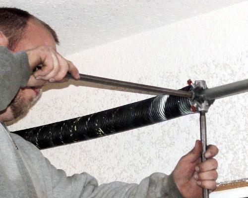 Garage Door Spring Repair and Replacement in Columbus http://www.comptongaragedoors.com/garage-door-spring-repair