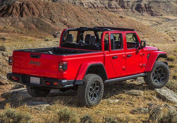 Jeep Gladiator Pickup Truck Jeep Gladiator Pickup Trucks Pickup Truck Accessories