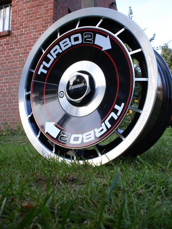 zender rims   Zender Turbo II