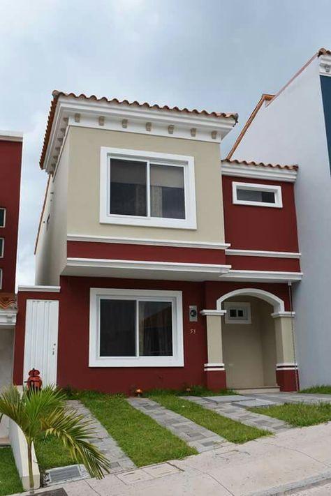 Casas exteriores salmir pinterest casas exteriores for Exteriores de casas modernas