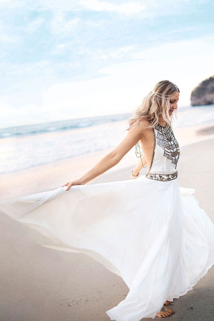 beach wedding south west uk%0A Beauty to Look Pretty in Any Weather  BridesMagazine co uk   Traditional  Wedding DressesTraditional WeddingsMexico Beach