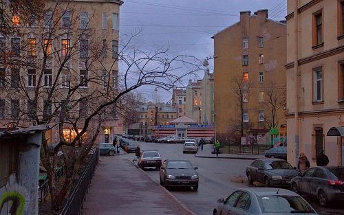 Petrogradskaya Storona, St. Petersburg