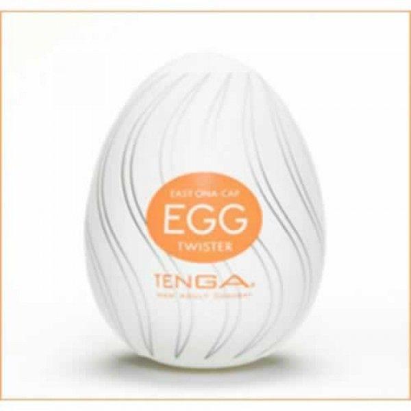 Tenga Egg Instant Masturbator - Twister  https://www.cupidvilla.com
