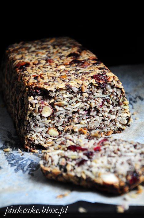 Chleb z samych ziaren bez mąki - life-changing bread