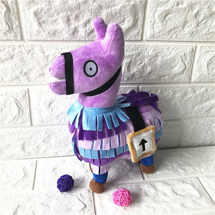 Fortnite Plush Toy Figure Doll Soft Stuffed Animal Toy