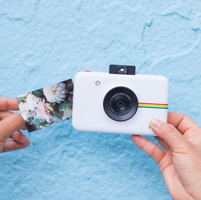(92) Fancy - Polaroid Snap Instant Digital Camera
