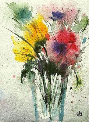 BluOltremare: Fiori / Flowers