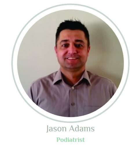 My name is Jason Adams and my aim is to provide optimal and comprehensive foot and lower limb health care in a professional and friendly environment.