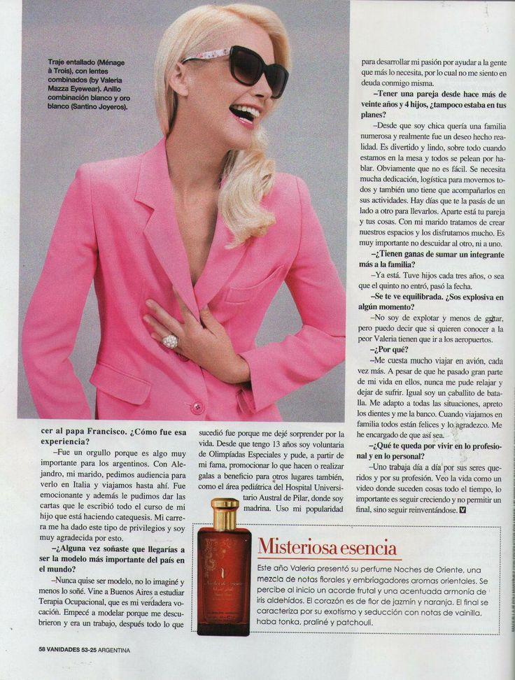 Revista Vanidades  28.11.2013