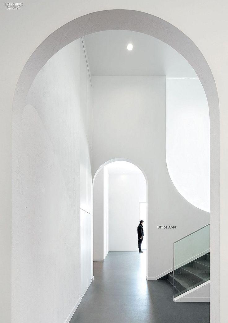 The Sweep Of History: PeNDA Designs Hongkun Museum Of Fine Arts