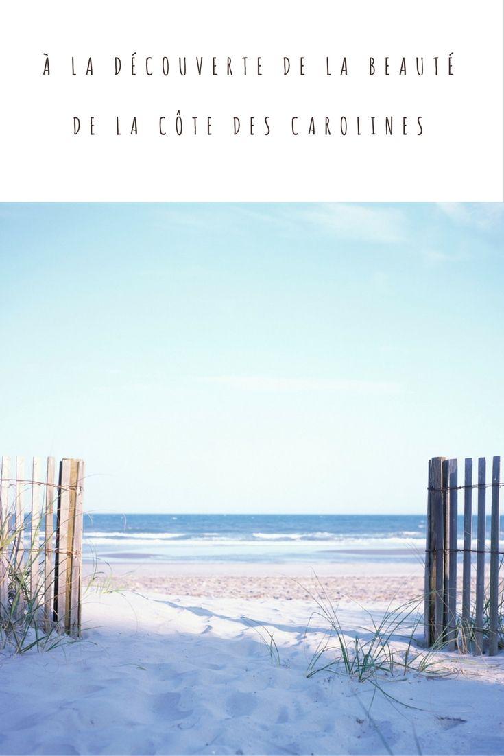 La côte de la Caroline du nord et de la Caroline du sud propose aussi bien des plages recouvertes de parasols que de magnifiques îlots sauvages. Voici une sélection des meilleures plages des Caroline.