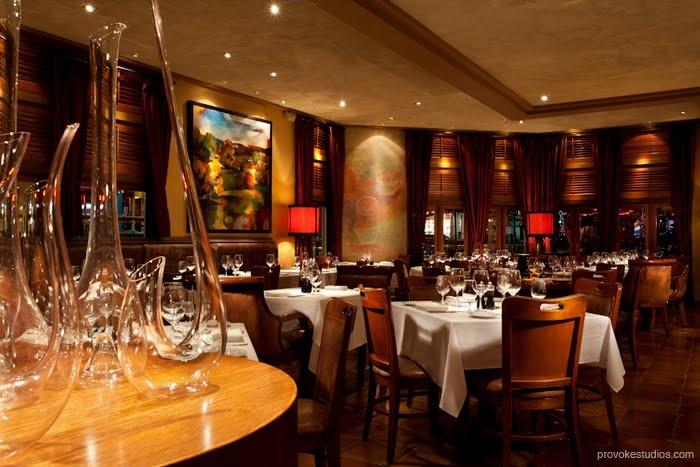 Araxi Restaurant  4222 Village Square  Whistler, BC