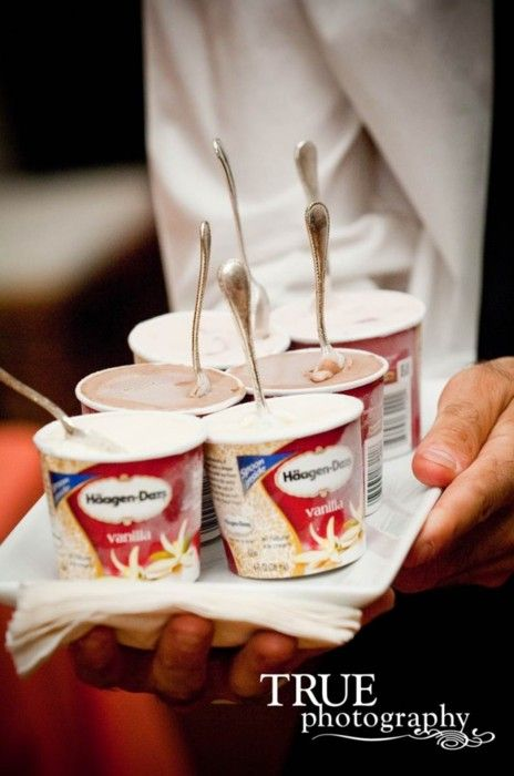Midnight Snack: icecream! or middle of a hot dance floor!