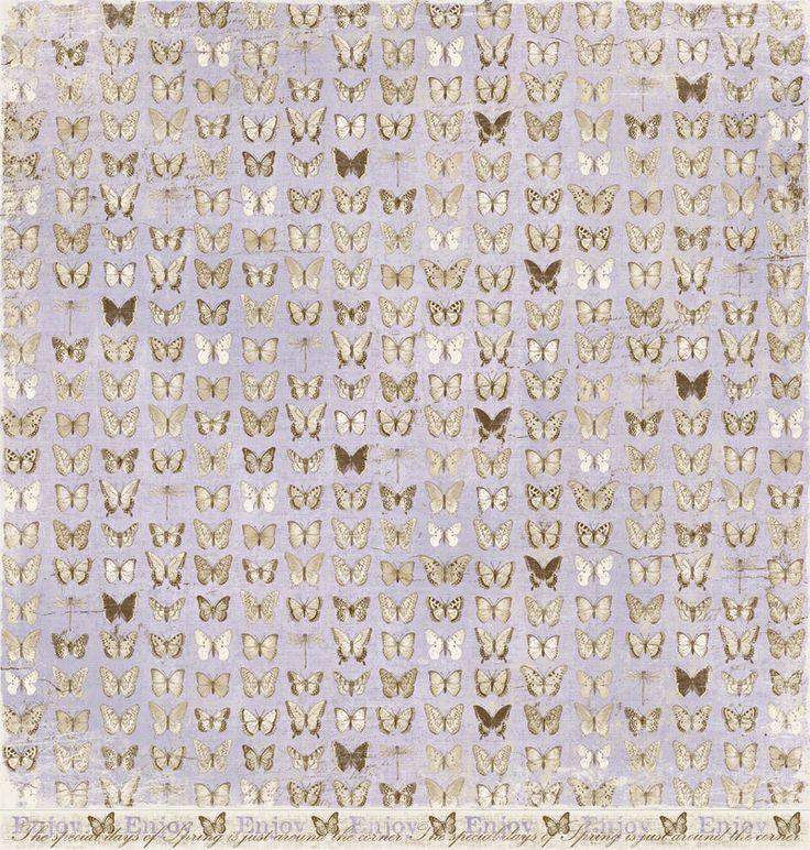 Maja Designs Vintage Spring Basics 9th of April - Scrapbook Maven