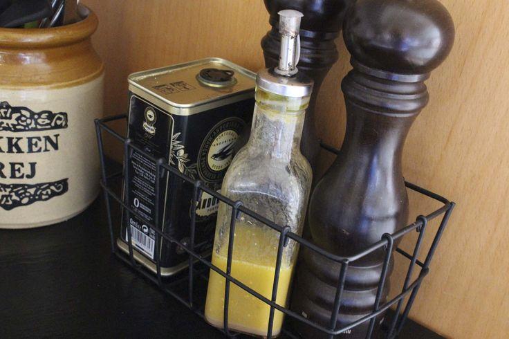 Min yndlingsdressing: olie-eddike på 117 måder!