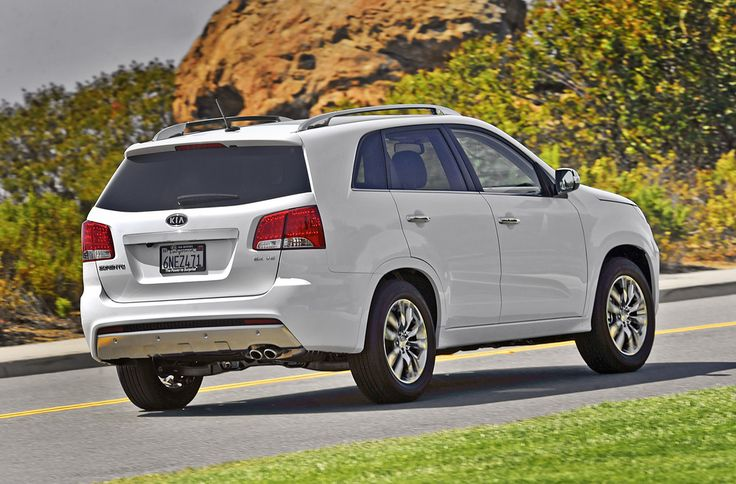 Kia Sorento 2013 Version - Best SUV? #7_seater_suvs #suvs_with_3rd_row_seating #Kia_Sorento #cars #2012 #Kia