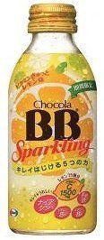 エーザイ チョコラBBスパークリング ビタミンきゅっとレモン味 140ml瓶 1ケース(24本):Amazon.co.jp:食品、飲料、スイーツ、お酒、ギフト