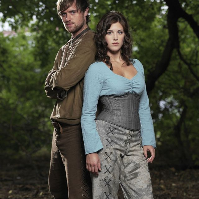 Robin Hood and Marian... favorite tv couple EVER.