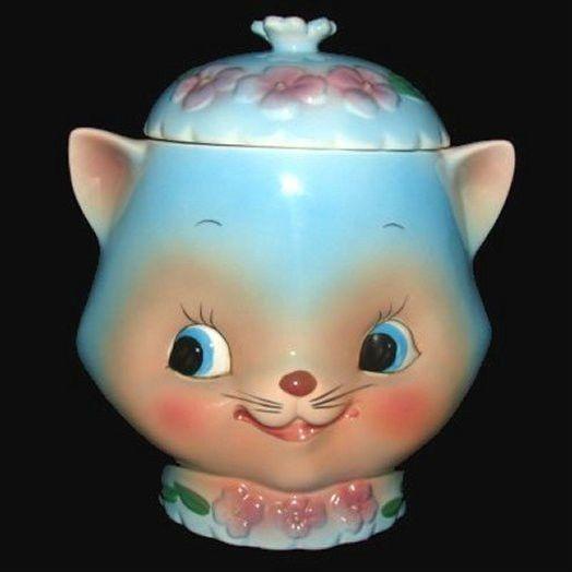 Lovely 63 best Lefton Vintage Cookie Jars images on Pinterest | Vintage  HQ85