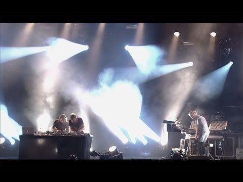 Kiasmos & Nils Frahm live collaboration at Haldern Pop Festival 2015 (WDR Rockpalast) - YouTube