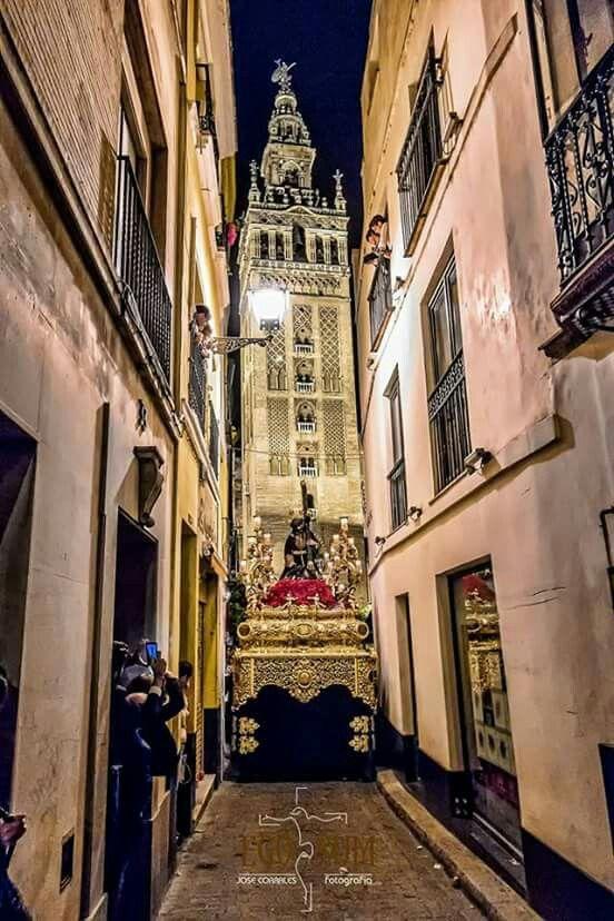 Calle Placentines Sevilla