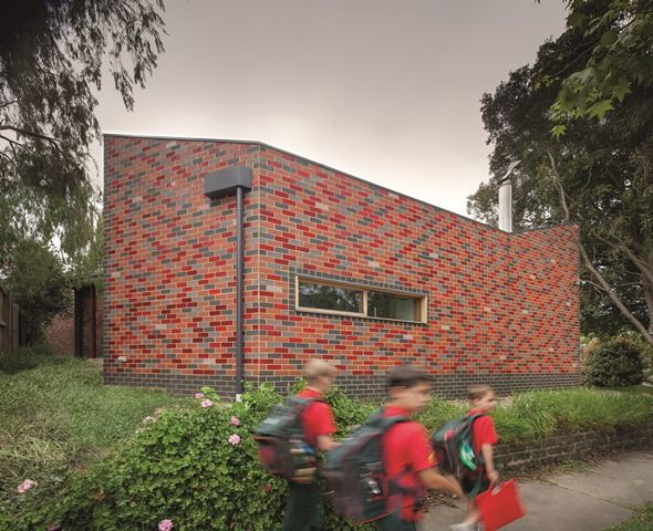 Think Brick Awards 2013 - Horbury Hunt Residential Finalist - Forever House by WoodWoodWard Architecture