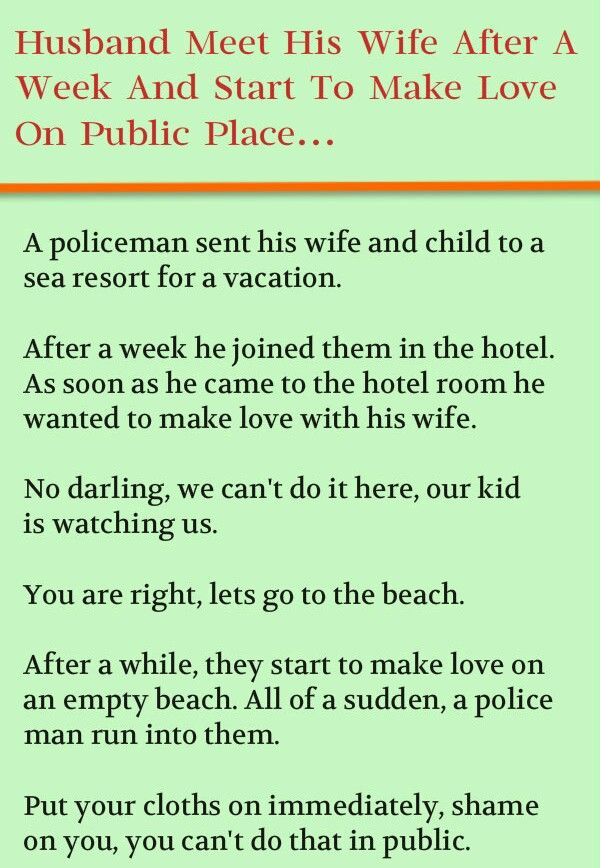 A Man Joined His Family On Vacation After One Week Unfaithful Wife After 25 Year Of Marriage Funny Humor Funny Family Jokes Family Jokes Wife Memes Funny