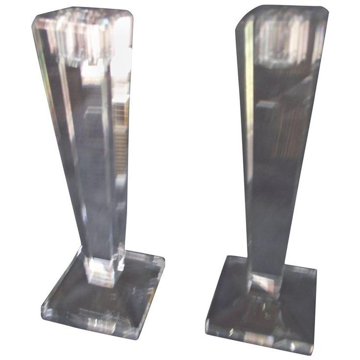 Best modern candle holders ideas on pinterest glass