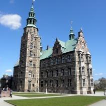 #Rosenborg #castle in #Copenhagen