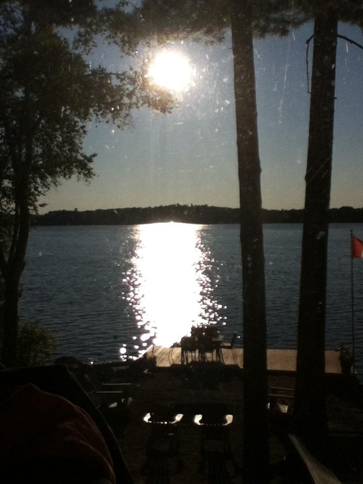 Sunrise in North Bay