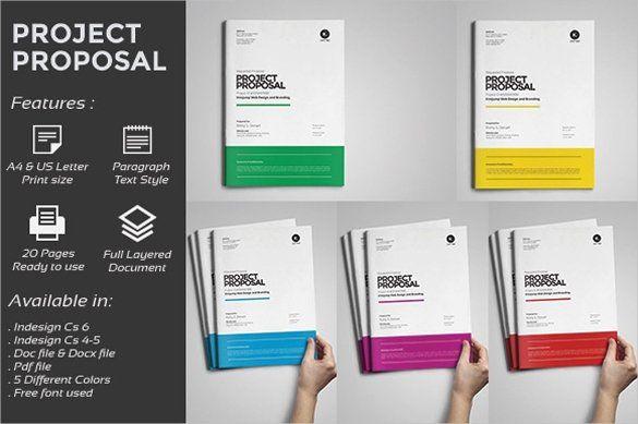 Ms Word Proposal Template Beautiful 31 Free Proposal Templates Word Web Design Proposal Proposal Templates Free Business Proposal Template