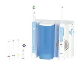 Oral-B Professional Care Center 500 elektrische Zahnbürste mit Munddusche