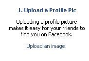 Meet People Online With Facebook: Upload a Profile Photo