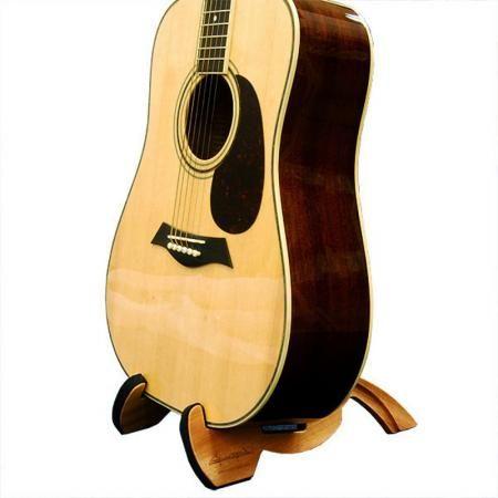 Cooperstand Pro-G opvouwbare gitaarstandaard van sapellehout