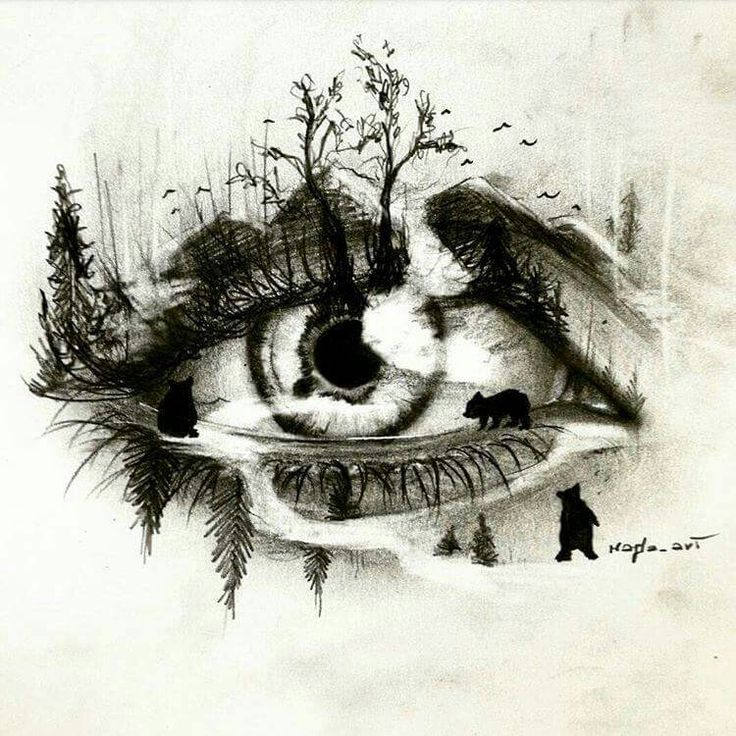Beautiful Nature Pencil Drawings: Sick Ink. I Want This